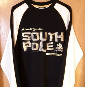South Pole Authentic Collection. Mens Large
